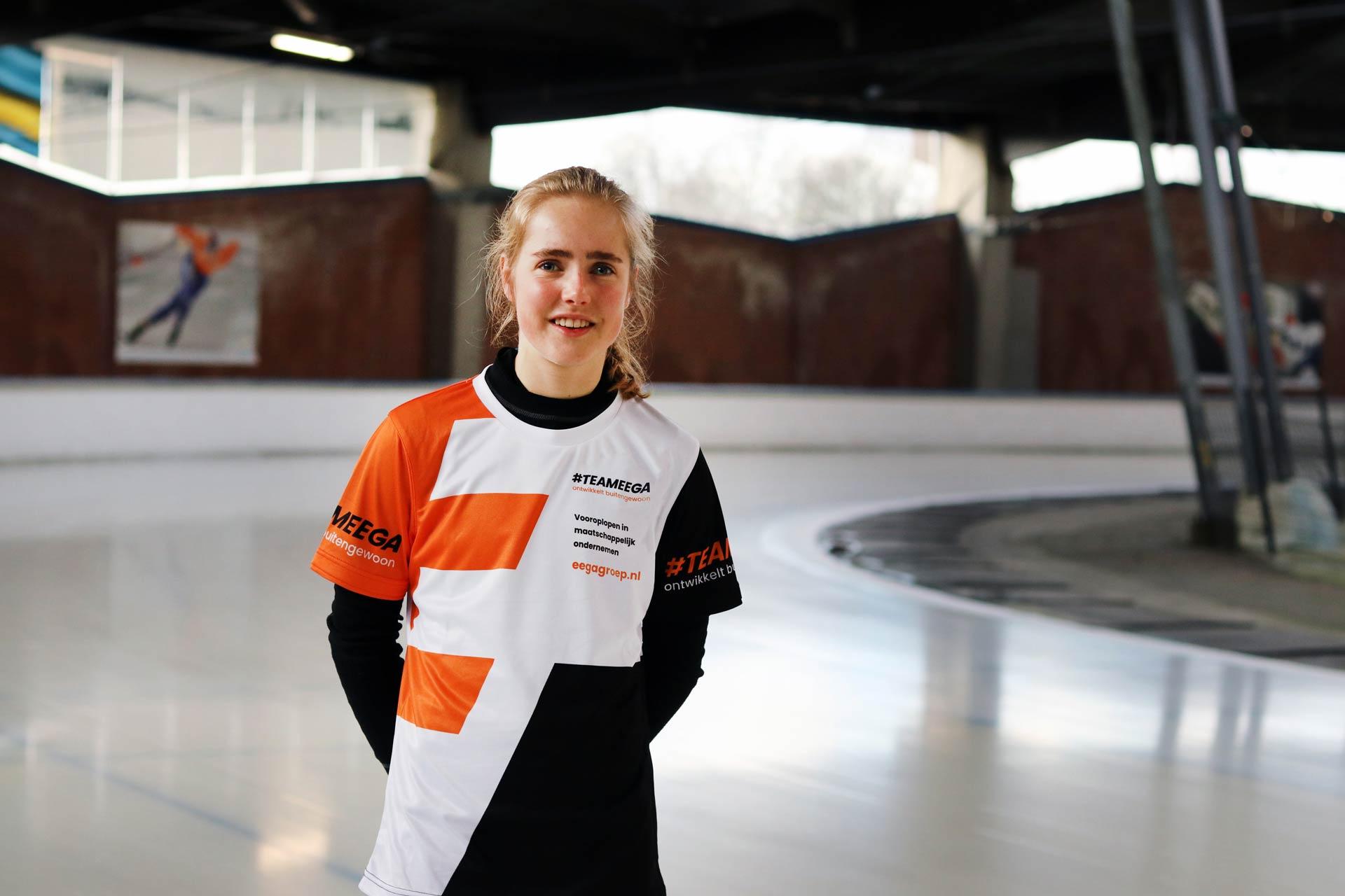 Eline Jansen Profiel I Samenwerking EEGA Groep