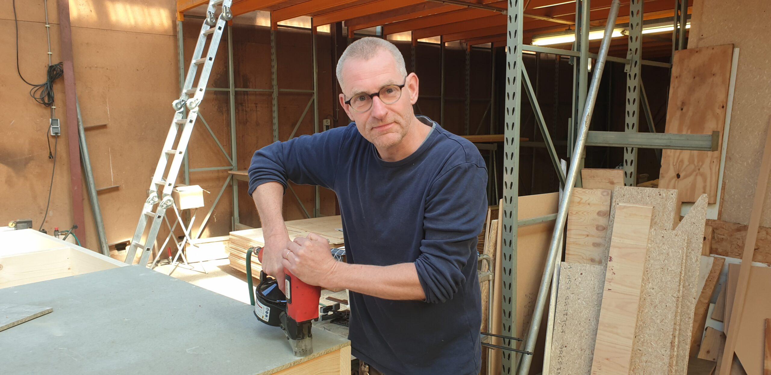 Roelof Vossebeld I Strobox